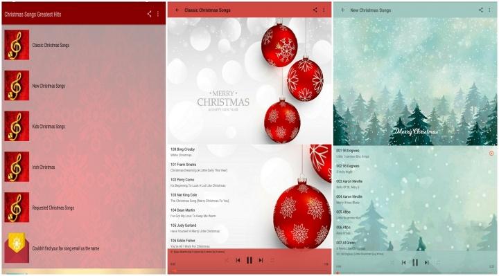 Imagen - 7 apps de canciones de Navidad