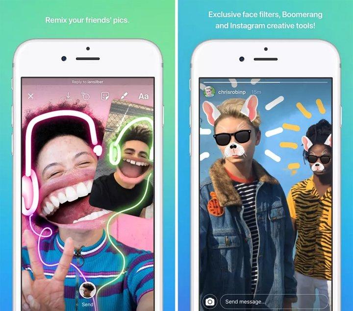 Imagen - Direct sería la nueva app de Instagram solo para mensajería