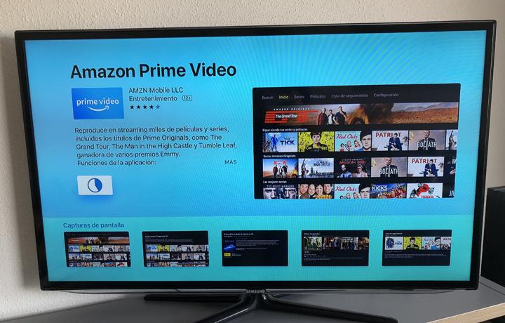 Imagen - Amazon Prime Video ya tiene app para Apple TV