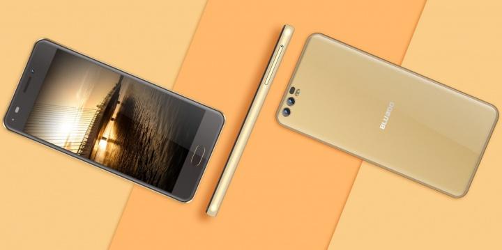 Imagen - Bluboo D2, un móvil compacto de menos de 50 euros con cámara dual
