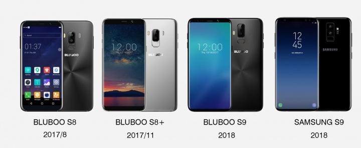 """Imagen - Bluboo S9 competirá entre los smartphones """"todo pantalla"""" de 2018"""