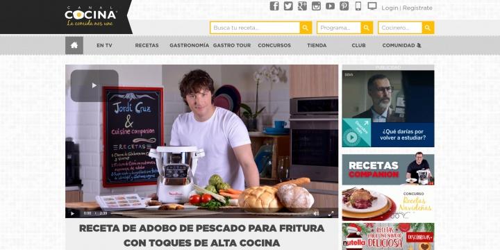 Imagen - 30 webs con recetas de Nochebuena