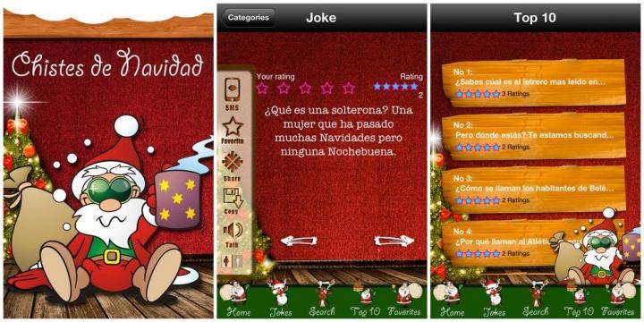 Imagen - 6 apps de chistes para Navidad