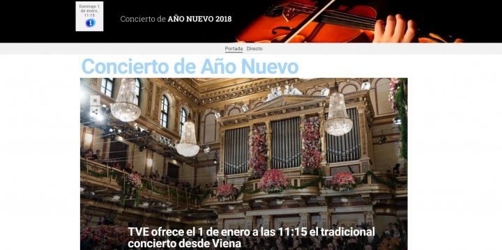 Imagen - Cómo ver online el Concierto de Año Nuevo