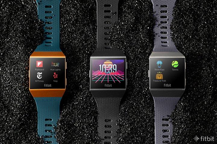 Imagen - Fitbit Ionic se actualiza con más apps, nuevas esferas y clasificaciones sociales