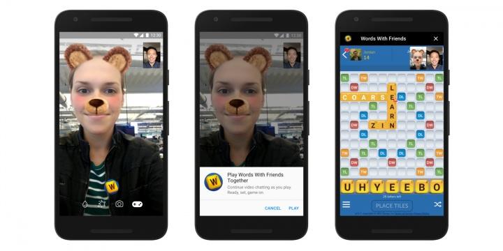 Imagen - Facebook Messenger añadirá streaming en directo y videochat a sus juegos