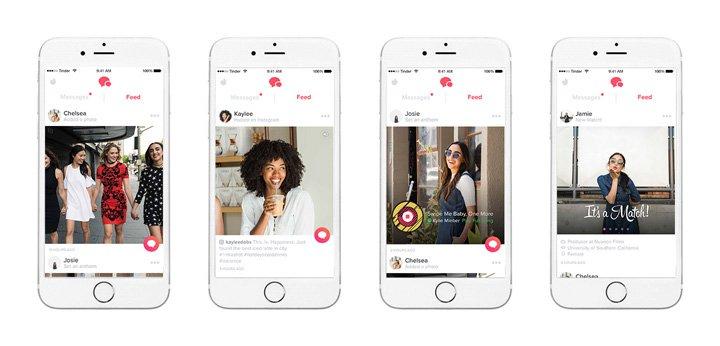 Imagen - Tinder dará más control a las mujeres para iniciar conversaciones