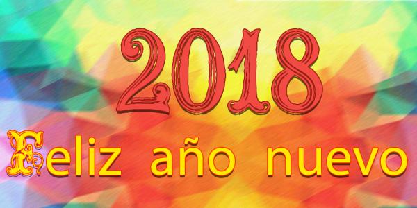 Imagen - 30 imágenes para felicitar el 2018 en WhatsApp