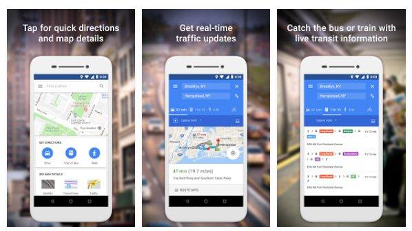 Imagen - Google Maps te avisará de radares y accidentes