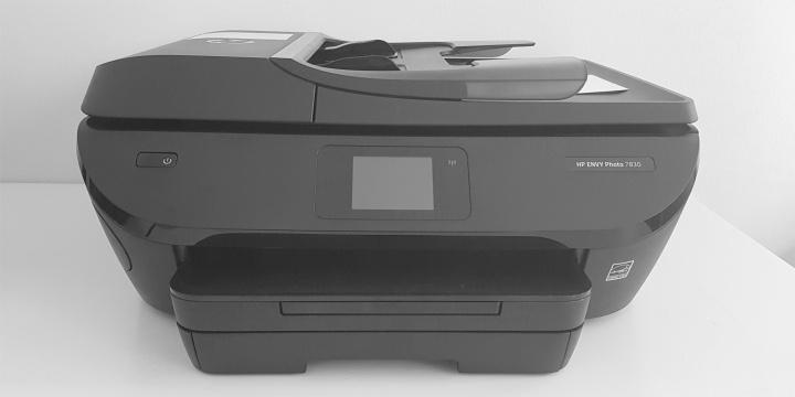 Review: HP Envy Photo 7830, la impresora perfecta para tus fotografías