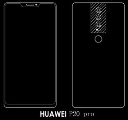 Imagen - Así sería el Huawei P20