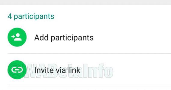 Imagen - WhatsApp añade enlaces para entrar en grupos y mejora su administración