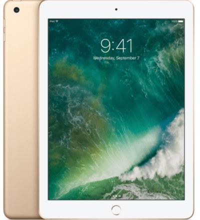 Imagen - Oferta: iPad 9,7 (2017) por solo 279,99 euros