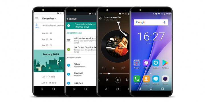 """Imagen - Leagoo M9, un móvil """"todo pantalla"""" con 4 cámaras por muy poco dinero"""