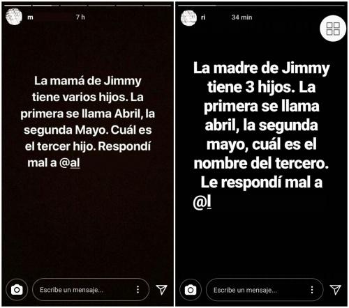 """Imagen - """"La mamá de Jimmy tiene varios hijos"""", un nuevo acertijo se viraliza en Instagram"""