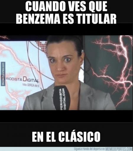 Imagen - Los mejores memes del Clásico 2017