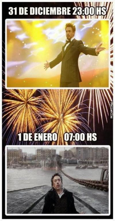 Imagen - 8 memes para el Año Nuevo 2018
