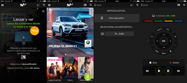 Imagen - Controla Movistar TV desde tu smartphone