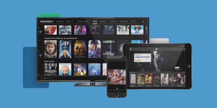 Imagen - Movistar+ ya tiene app para el Amazon Fire TV Stick