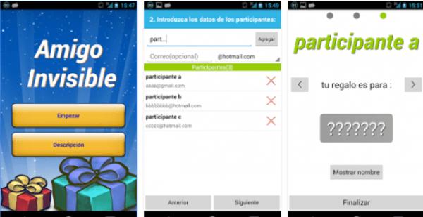 Imagen - 7 apps para organizar el Amigo Invisible