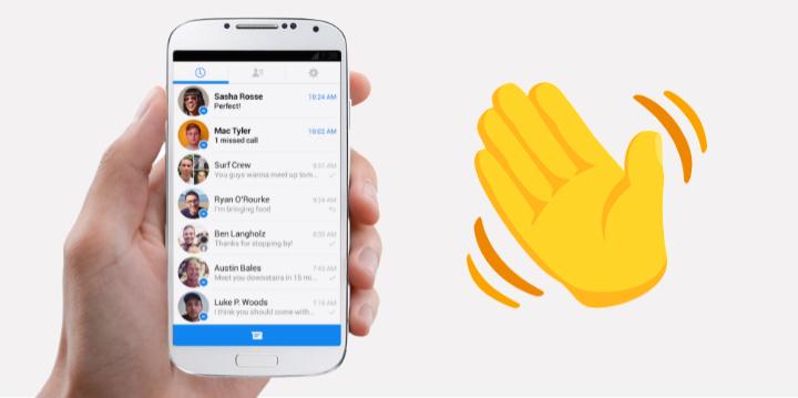 """Imagen - ¿Por qué aparece """"Chat no está disponible en este momento"""" en Facebook?"""