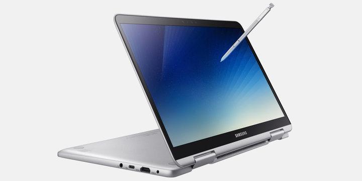 Samsung Notebook 9 se renueva: procesadores Core i7, pantalla táctil y lápiz S Pen