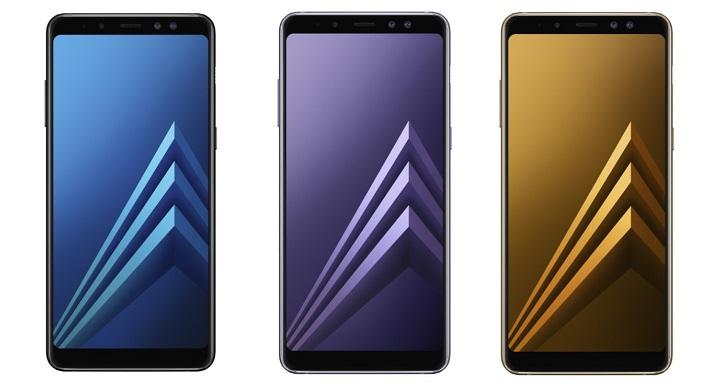 Imagen - Samsung Galaxy A8 (2018) llega a España: precio y disponibilidad