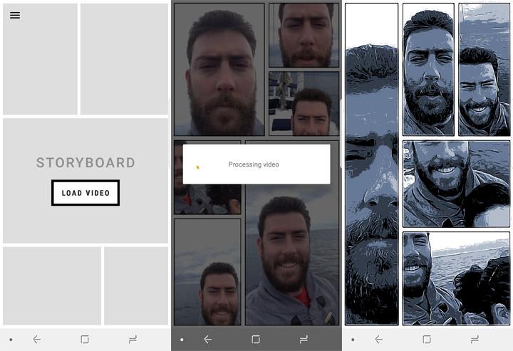 Imagen - Descarga Storyboard, Selfissimo! y Scrubbies, las nuevas apps de fotos de Google