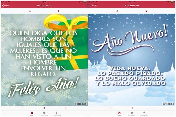 Imagen - 7 apps con tarjetas de Año Nuevo