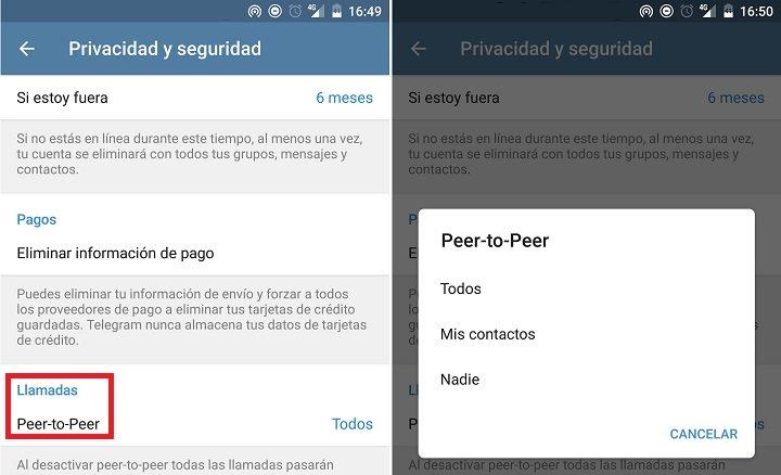 Imagen - Telegram mejora las vistas previas de Twitter e Instagram y añade álbumes a chats secretos