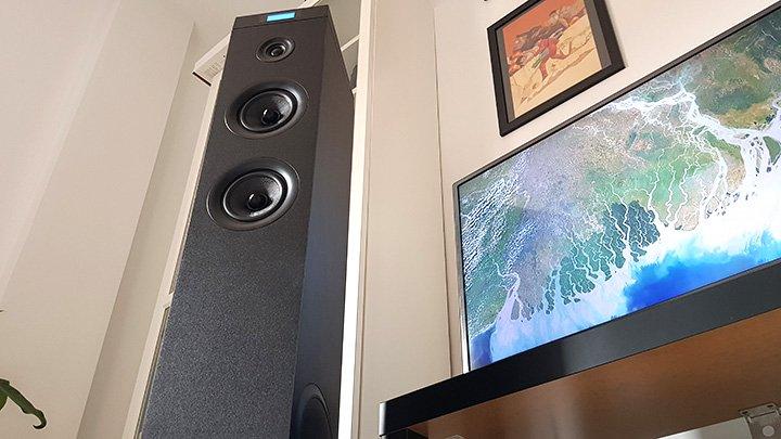 Imagen - Review: Energy Tower 8 G2, un altavoz como complemento perfecto para el salón de tu casa