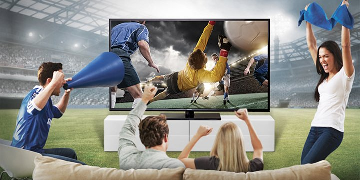 Imagen - beIN Connect emitirá en 4K el Real Madrid vs Atlético en las Smart TV de Samsung
