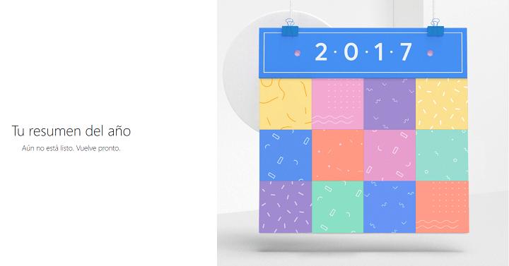 Imagen - Consigue tu vídeo resumen del año 2017 en Facebook con #yearinreview2017