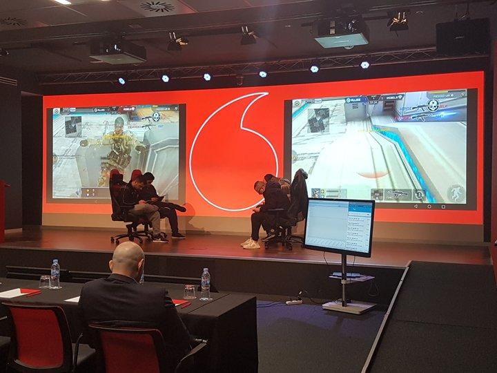 Imagen - Vodafone presenta MEC: el juego online en redes 4G ofrecerá baja latencia