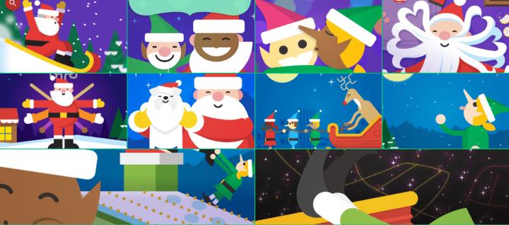Imagen - Sigue a Papá Noel a través de Google Maps