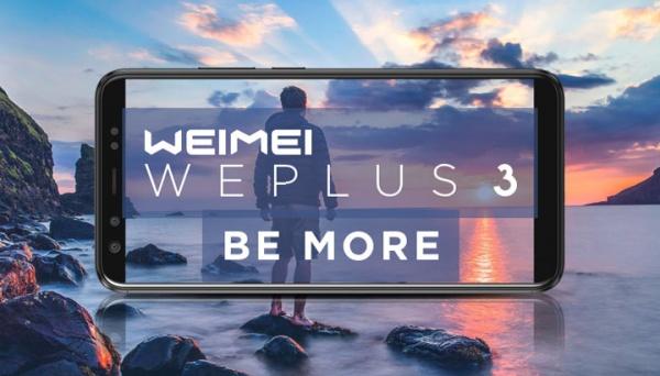 Imagen - Weimei WePlus 3 ya es oficial: conoce todos los detalles