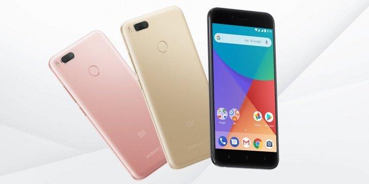 Los mejores móviles chinos con Android puro