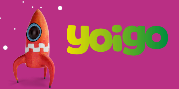 Yoigo lanza la primera tarifa con gigas infinitos