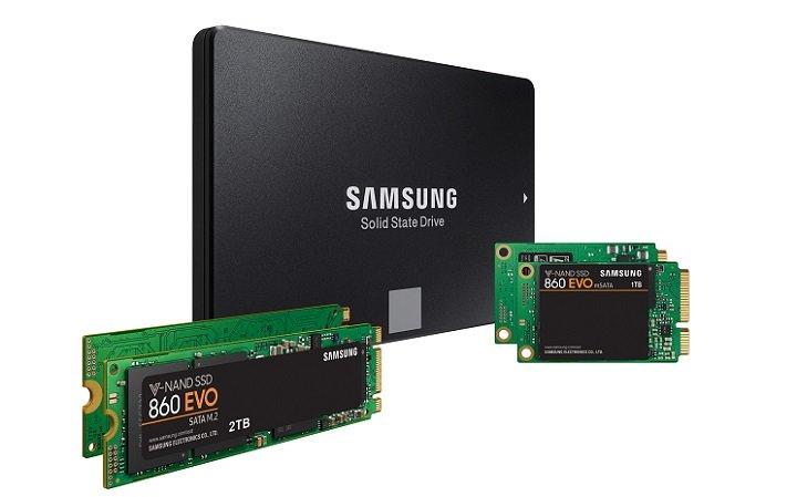 Imagen - 860 EVO y 860 PRO, los nuevos discos SSD de Samsung