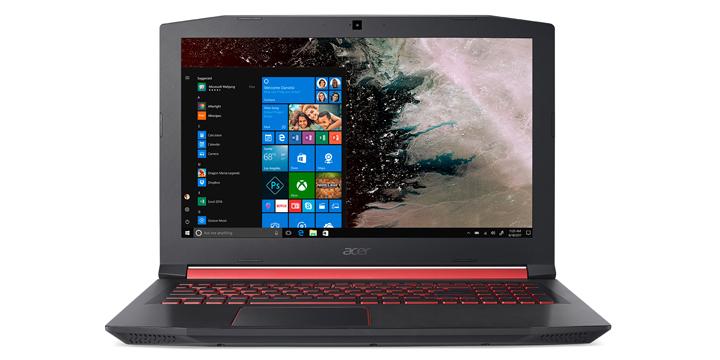 Acer Nitro 5, el portátil gaming de 15,6 pulgadas con Ryzen