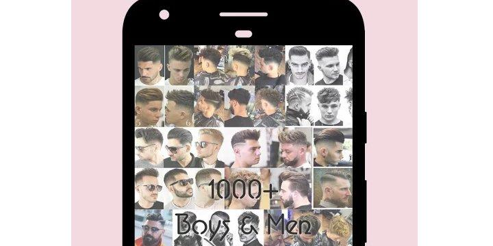 Imagen - Encuentra tu corte de pelo con la app 1000+ Boys Men Hairstyles and Hair cuts 2017