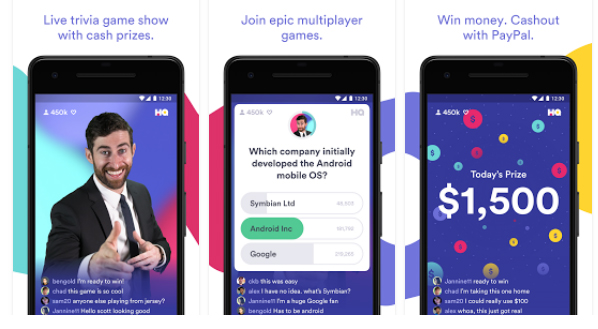 Imagen - Descarga HQ Trivia, el popular juego con premios económicos