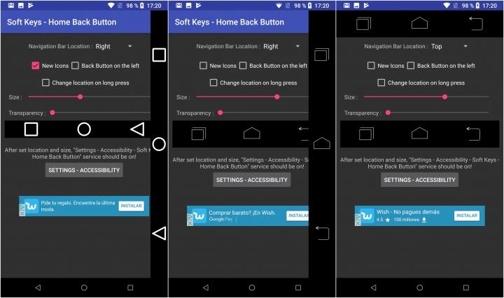 Imagen - 5 apps para añadir botones virtuales al teléfono