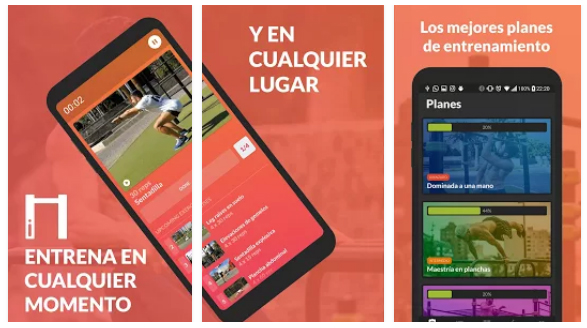 Imagen - Descarga Calisteniapp, la app de calistenia y street workout