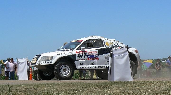 Cómo seguir el Rally Dakar 2018 por Internet