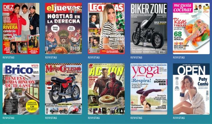 Imagen - Descargasmix, otro portal para descargar películas y series, música, revistas y más