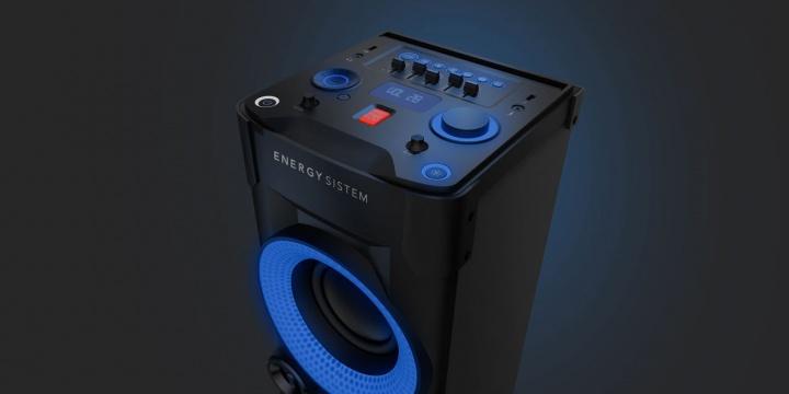 Imagen - Energy Party 6, el altavoz Bluetooth para fiestas con iluminación y karaoke