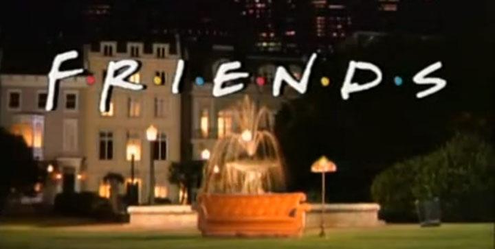 Un tráiler sobre la película imaginaria de Friends se hace viral