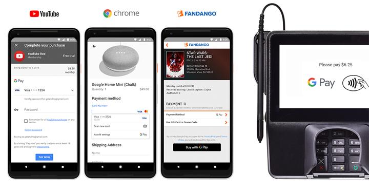 Imagen - Google Pay es el nuevo nombre para Android Pay y Wallet