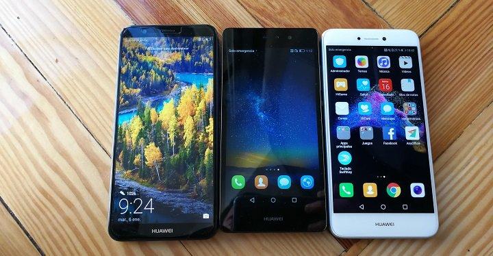 Dónde encontrar ofertas de Huawei